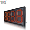 Special Style EUREKA 20'' Red 888.8 Wireless Control Digital Led Gas Price Sign