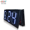 Hot Sale Saudi Arabia 12 Inch Waterproof White 8.88 Led Gas Price Sign