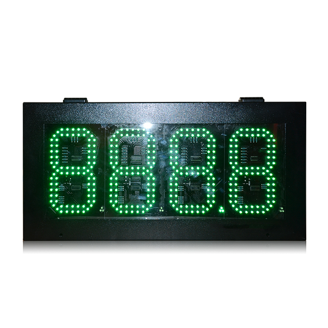 Hot Sale 8'' PCB 888.8 Green LED Gas Price Sign