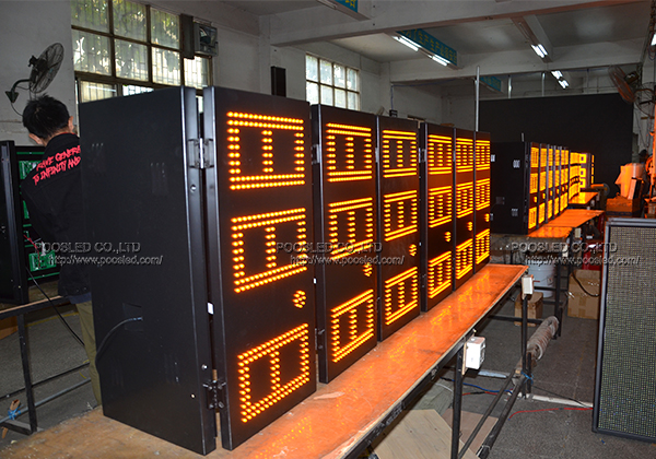 price led screen