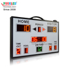 Small Size Digit Electronic Basketball Scoreboard For Basketball Matches